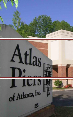 Atlas Piers of Atlanta
