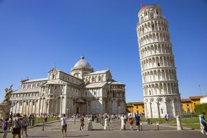 Atlas Piers, Leaning Tower of Pisa, foundation repairs, construction