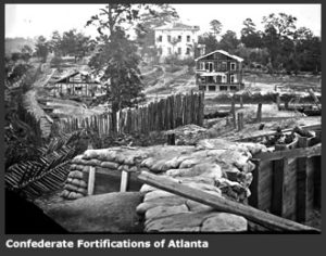 The heistory of Alpharetta, Georgia. Historical scenes from buildings of the past. Atlas Piers is glad you have made this city your home!